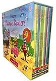 Usborne Phonics Readers 20 Books Collection Box Set