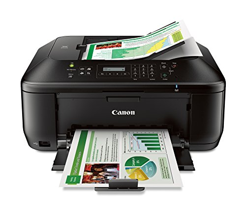 Canon PIXMA MX532 Wireless Colour All-in-One Inkjet Printer