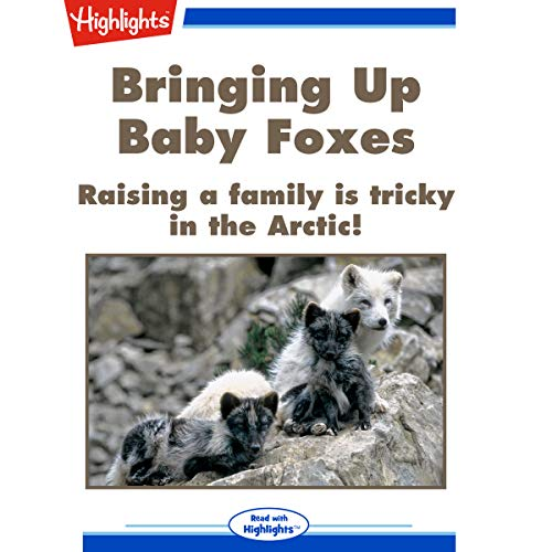 Bringing Up Baby Foxes copertina