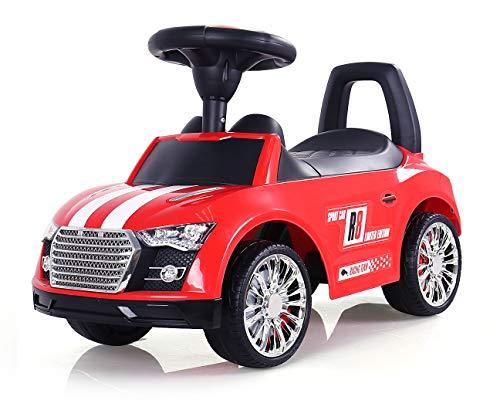 Jeździk pojazd autko Milly Mally Racer czerwony