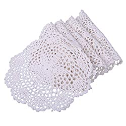 my favorites crocheted doilies