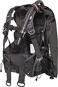 "Zeagle Scout BCD with Inflator, Hose & RE Valve BC Scuba Dive Diving Diver (MEDIUM Waist 33-41"" Torso 18-22"")"
