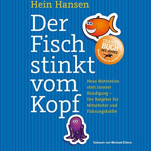 Der Fisch stinkt vom Kopf audiobook cover art