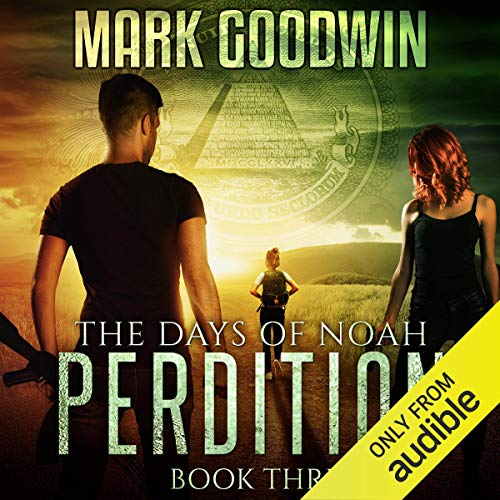 Perdition audiobook cover art