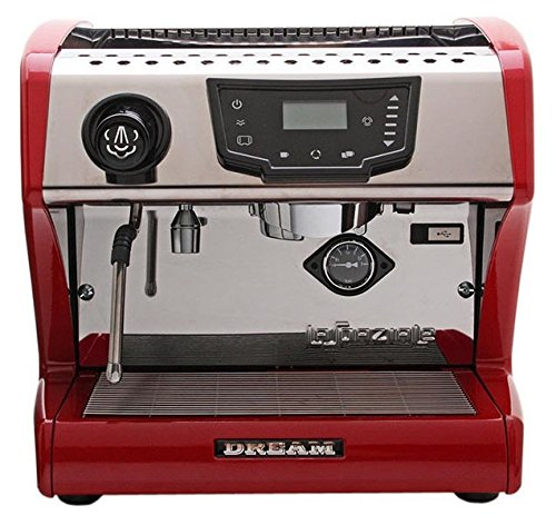 Fantastic Prices! La Spaziale S1 Dream Espresso Machine Red