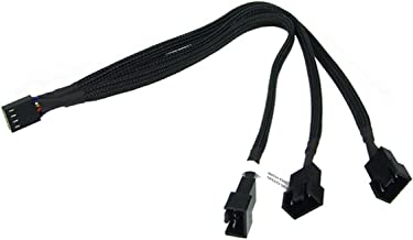 Phobya 3-Way PWM Splitter Cable (Power 3 PWM Fans from a Single Connection!)