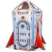 Melissa & Doug Rocket Ship Indoor Playhouse (4.7 Foot Tall)