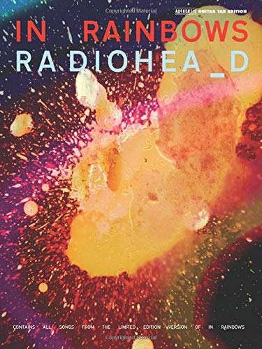 Radiohead - In Rainbows (Authentic Guitar-Tab Editions)