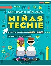 Programación para niñas techie (Roca Juvenil)