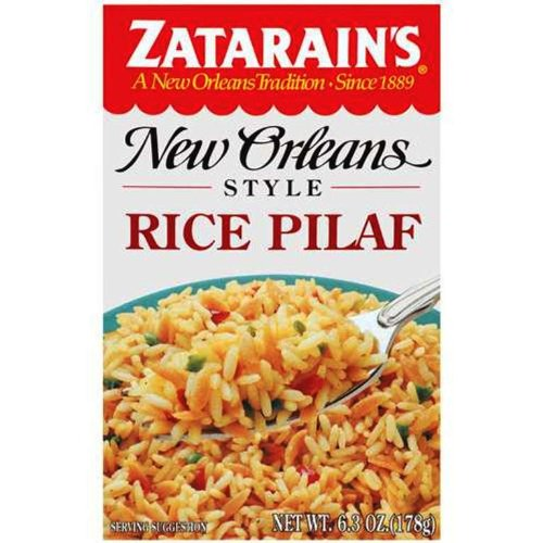 Zatarain Foods Rice Pilaf Over item handling Mix 12 Ounce Discount is also underway 6.3 of Pack