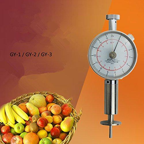 Fruit Penetrometer Ranking TOP19 Fruits Sclerometer Tester [Alternative dealer] Hardness GY-3