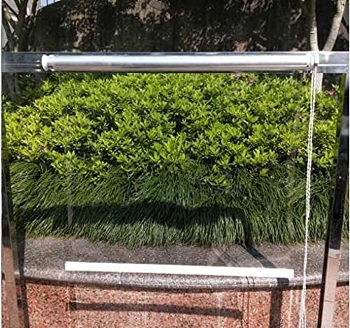 YUMEIGE Max 77% OFF Clear Roller Cheap sale Blinds Waterproof Window Dustproof HD Blin