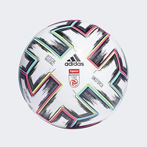 Adidas Bundesliga Pro Ball Weiß One Size