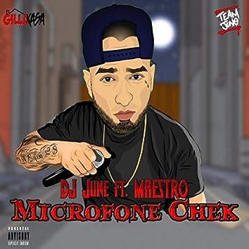 Microfone Chek (feat. Maestro)