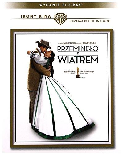 Via col vento [Blu-Ray] [Region B] (Sottotitoli in italiano)