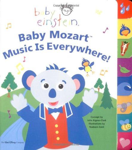 Baby Mozart: Music Is Everywhere (Baby Einstein)