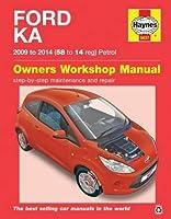 Ford Ka Petrol (09 - 14) 58 To 14 (Owners Workshop Manual)