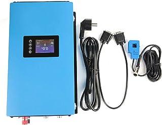 BuoQua 1200W Power Inverter MPPT Waterproof Solar Grid Tie Inverter DC to AC 220V Micro Inverter 1200W//220V