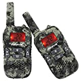 Retevis RT33 Walkie Talkies for Kids,Small Mini Walkie Talkies for Adults, Portable Two