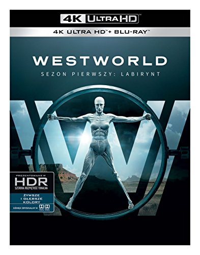 Westworld Season 1: The Maze [3xBlu-Ray 4K]+[3xBlu-Ray] [Region Free]