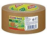 Tesa - Lote de rollos de adhesiva para embalar (50 mm x 50 m, 6 unidades) [producto importado]