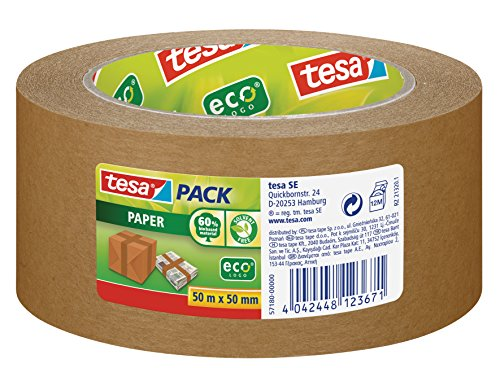 Tesa Packband, 50 mm x 50 m, 6 Rollen