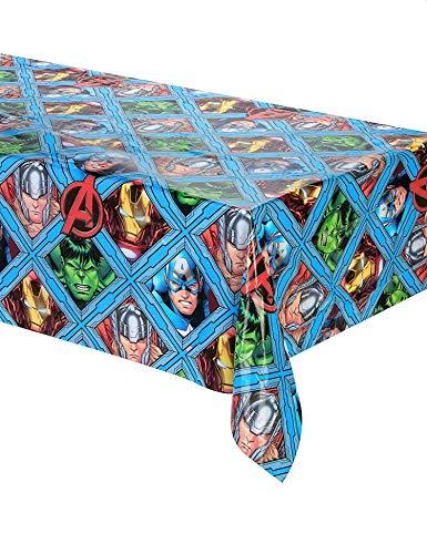 Manteles de plástico 120 x 180 cm Multicolor