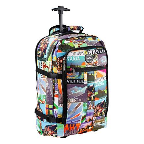 Las mejores mochilas con ruedas para todas las edades