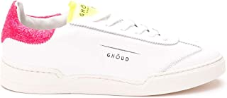 Luxury Fashion | Ghoud Women L1LWLG04 White Leather Sneakers | Spring-summer 20