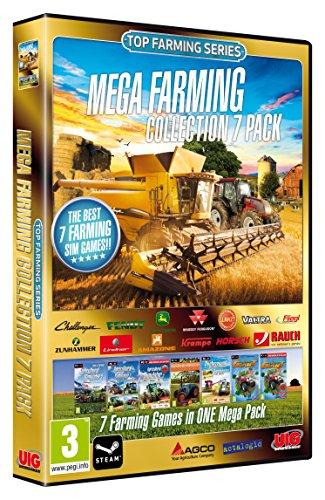Preisvergleich Produktbild Mega Farming Collection 7 Pack (PC CD)