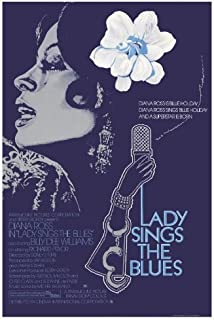 Lady Sings the Blues 27 x 40 Movie Poster - Style B