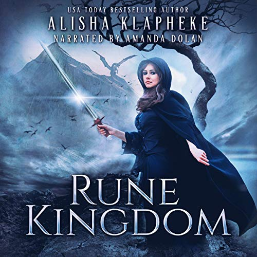 Rune Kingdom audiobook cover art