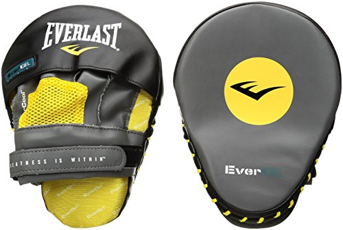 Everlast EverGel Mantis Punch Mitts