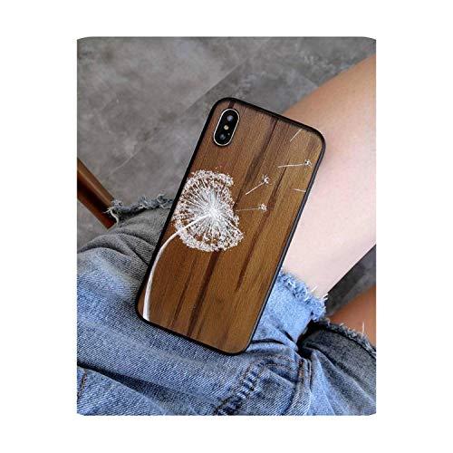 Nine-C - Carcasa para iPhone 11 Pro XS MAX 8, 7, 6, 6S Plus X 5, 5S, SE, XR SE2020