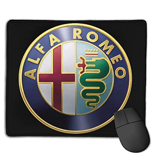 Goodsthing Alfa Romeo Italia Coches Italianos Auto Car Racing Lavable Alfombrilla de...