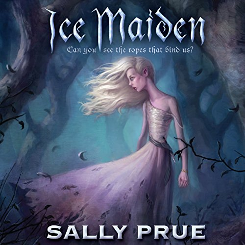 Ice Maiden audiobook cover art