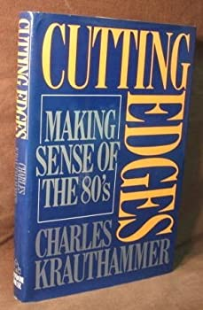 Cutting Edges: Making Sense of the Eighties 0394548019 Book Cover