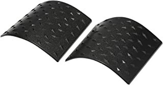 Black Cowl Body Armor Car Sticker Side Outer Cowling Cover 2PCS For Jeep Wrangler JK 2007-2016 ABS Body Armor Car Accessories