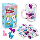 Water Growing unicorn 16 Pack - Expandable Party Favors for Girls, Fun Stocking Stuffers for Kids - Party Supplies - Gift for Children - Easter Egg Fillers