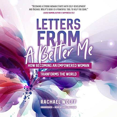 Letters from a Better Me cover art