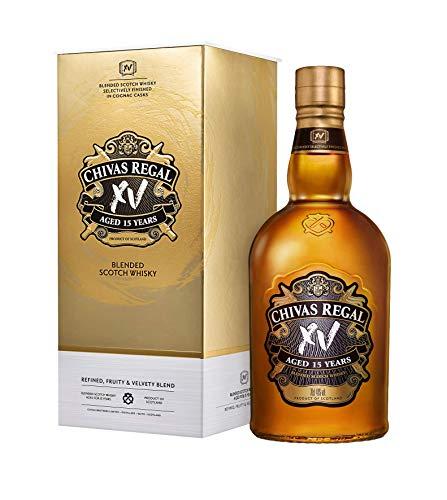 Chivas Regal 15 Year Old XV Blended Scotch Whisky , 700 ml
