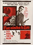 Five Minutes to Live [DVD] [2004]