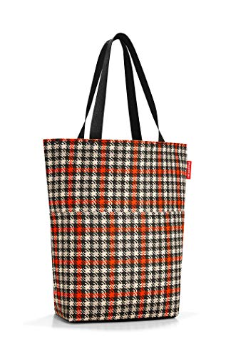 reisenthel 2 cityshopper glencheck red 25 L
