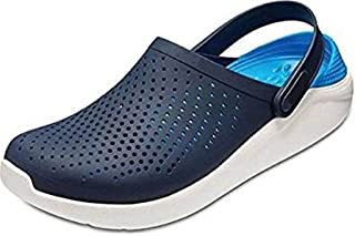 PeniLo Sandals Garden Breathable Hole Beach Shoes Clog Slippers