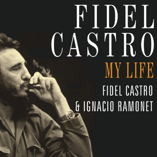 Fidel Castro audiobook cover art