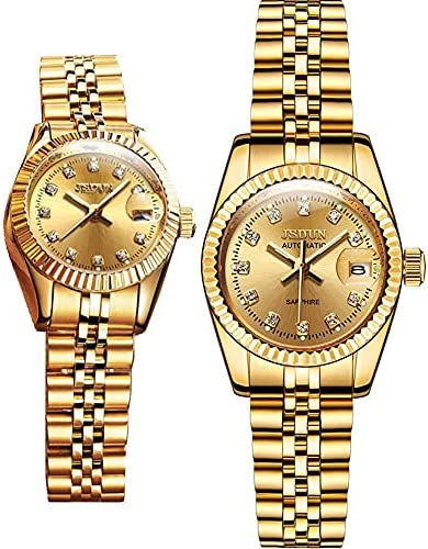 Reloj de oro
