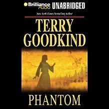 terry goodkind phantom audiobook