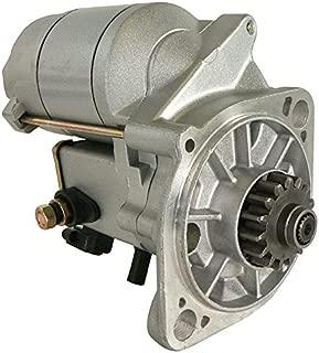 DB Electrical SND0377 Starter For John Deere 3012 4019 650 670 750 770 850 855 970 /Yanmar 2T80 2T80UJ 2TN66E /Carrier Transicold JD KD MD RD TD TS/Thermo King SSIV MD-II KD-II /119209-77010