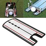 Golf Putting Mirror - Golf Putting Alignment Mirror - Golf Putting Posture Corrector