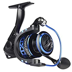 GREAT VALUE - Loaded with features yet low on price. KastKing Summer/Centron offers the best value...at any level. The KastKing Summer Fishing Reel turns any angler into a PRO. LIGHTWEIGHT - narrow graphite frame design and computer balancing system ...